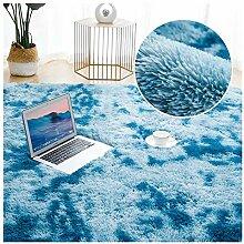 SCAYK Teppich für Zuhause Wohnzimmer Flauschiger