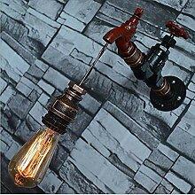 Sccarlettly Loft Led Im Lampe Licht