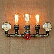 Sccarlettly Wandlampe Amerikanischen Dorf Loft