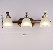 Sccarlettly Wandlampe Retro Industrielle Lampe