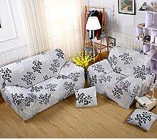 SCEDGJDVXBB Sofabezug mit kissenhüllen,Sofabezug