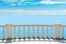 Scenolia Balcon SUR LA MER 3x2,70m Deko XXL