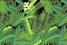 Scenolia Dark Jungle 3x2,70m Deko XXL Fototapete