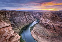Scenolia Fototapete Grand Canyon 3 x 2,70 m Deko +