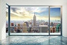 Scenolia Fototapete New York at Home 3x2,70m Deko