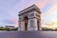 Scenolia Fototapete Paris ARC DE Triomphe 3x2,70m