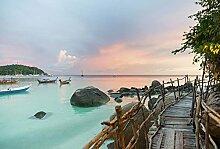Scenolia Fototapete Pattaya THAILANDE 3x2,70m Deko