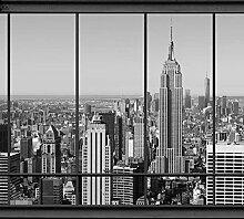 Scenolia Fototapete Penthouse New York NB 4x2,70m