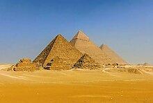 Scenolia Fototapete Pyramides D'EGYPTE 3x2,70m