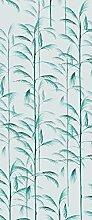 Scenolia Türaufkleber mit Tropiques, 85 x 205 cm,