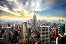 Scenolia Wandbild NYC 3x2,70 m Deko + XXL