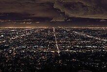 Scenolia Wandbild Panorama LOS Angeles 4x2,70 m