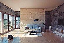 Scenolia XXL Wandbild Living Room 3x2,70 m Deko +