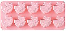 Schablonenformen Keksform Backformensilikon