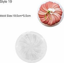 Schablonenformen Keksform Backformensilikonformen