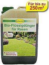 SCHACHT BIO-Flüssigdünger für Rasen, 2,5