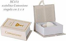 Schachtel Konfekt Buch Kommunion Bonboniere