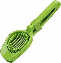 Schäler Edelstahl Handheld Pilz Kiwi Teiler