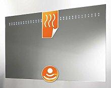 Schaere Badspiegel LED beleuchtet mit Sensor und
