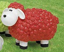 Schaf aus Polyresin, Wetterfest, ro