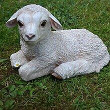 Schaf Lamm, Lämmchen Dekofigur Tierfigur,