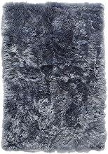 SCHAFFELL 120/180 cm Hellgrau