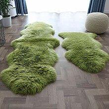 Schaffell Teppich, Teppiche Schaffell, Flauschig