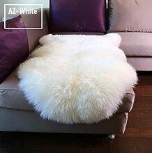 Schaffell Teppiche Sofa Boden Teppich Für