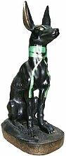 Schakal Skulptur - Ägyptische Figuren - AE062