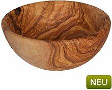 Schale sehr groß 25-26 cm Salat Schüssel mit