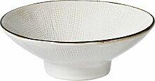 Schale Suppenschüssel Müslischüssel Steingut