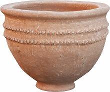 Schale Terrakotta-Vase aus der Sahara-Wüste