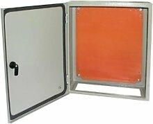 Schaltschrank Verteilerschrank Industriegehäuse Wandschrank verschiedene Größen (250x200x150mm VS-250)