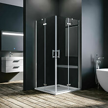 Scharniertür Duschtür Duschkabine Eckeinstieg