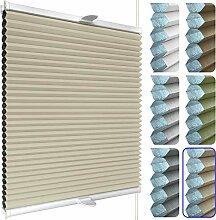 SchattenFreude Waben-Plissee für Fenster |