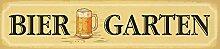Schatzmix Bier Garten Bier Glas Oktoberfest