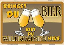 Schatzmix Bringst du Bier, bist du willkommen Hier