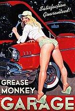 Schatzmix Grease Monkey Garage Pinup pin up sexy