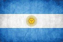 Schatzmix Länder Fahne - Argentinien - National
