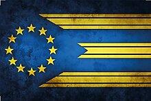 Schatzmix Länder Fahne - Europa - National Flagge