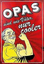 Schatzmix Opas sind wie Väter, nur Cooler Metal