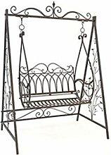 Schaukel Hollywoodschaukel Gondel 1868 aus Metall