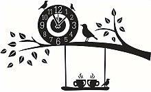 Schaukel Vogel Persönlichkeit Kreative Cartoon