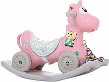Schaukelpferd Kinder-Schaukelstuhl Jo-Jo-Wagen Mit
