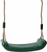 Schaukelsitz Grün Kinderschaukel Brettschaukel