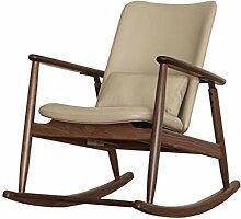 Schaukelstuhl Einzelsofa, Lounge Sessel aus