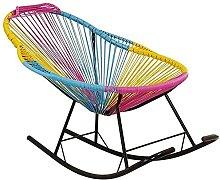 Schaukelstuhl, Gartenliegestuhl, Relaxsessel,