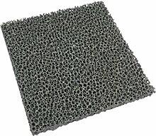 Schaumkeramik Platte 200 x 200 x 22 mm -