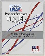 Schaumstoffkern Poster 11x 14Rahmen (transparent)