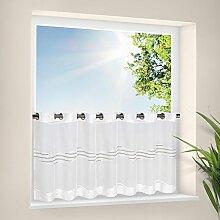 scheibengardinen wohnzimmer riesenauswahl zu top preisen. Black Bedroom Furniture Sets. Home Design Ideas